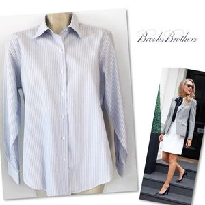 Brooks Brothers 346 Shirt SZ 14